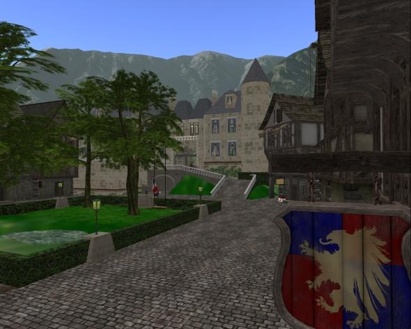 Chateau de Roissy - deutschsprachiges Rollenspiel zur Geschichte der O